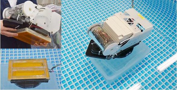 Thiết bị giúp truyền năng lượng và dữ liệu không dây qua nước biển - Ảnh 1.