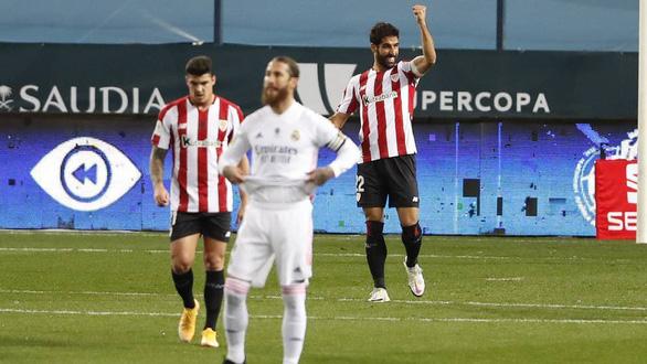 Thua bạc nhược, Real Madrid lỡ cơ hội gặp Barca ở chung kết Siêu cúp Tây Ban Nha - Ảnh 1.