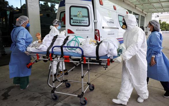 سویه ویروس جدید کرونا در برزیل مسری تر ، بسیار نگران کننده است - عکس 1.