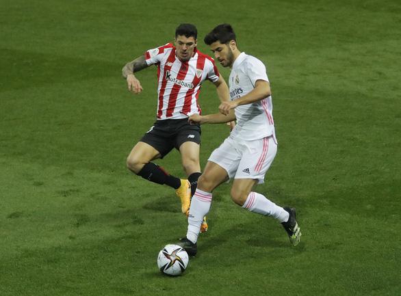 Thua bạc nhược, Real Madrid lỡ cơ hội gặp Barca ở chung kết Siêu cúp Tây Ban Nha - Ảnh 2.