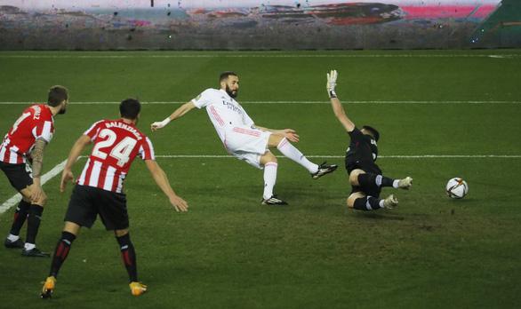 Thua bạc nhược, Real Madrid lỡ cơ hội gặp Barca ở chung kết Siêu cúp Tây Ban Nha - Ảnh 3.