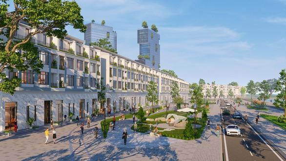 Ecopark triển khai phố đi bộ, mua sắm tại đô thị Ecorivers, Hải Dương - Ảnh 1.