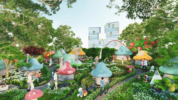 Ecopark triển khai phố đi bộ, mua sắm tại đô thị Ecorivers, Hải Dương - Ảnh 10.