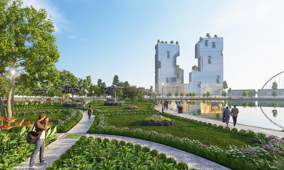 Ecopark triển khai phố đi bộ, mua sắm tại đô thị Ecorivers, Hải Dương - Ảnh 8.