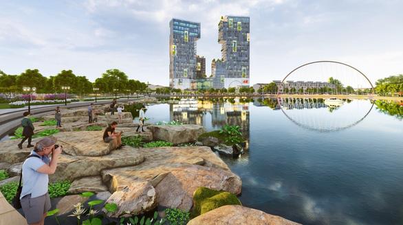 Ecopark triển khai phố đi bộ, mua sắm tại đô thị Ecorivers, Hải Dương - Ảnh 9.