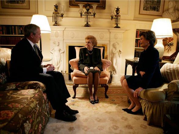 Nhà khách dành cho tân tổng thống Mỹ chờ nhậm chức có gì đặc biệt? - Ảnh 6.