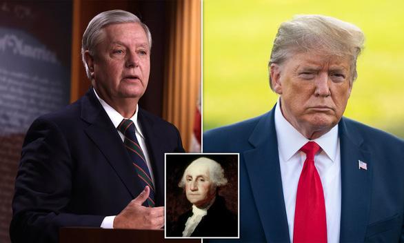 Thượng nghị sĩ Mỹ: Luận tội ông Trump có thể dẫn tới luận tội các cựu tổng thống Mỹ - Ảnh 1.