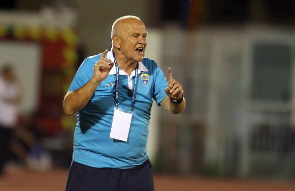 V-League 2021: Thách thức cho 3 HLV ngoại - Ảnh 3.