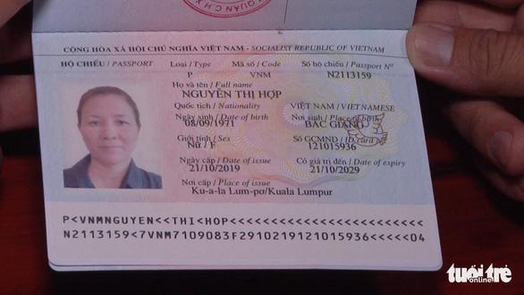 Người phụ nữ gần 10 năm trốn truy nã ở Malaysia về đầu thú tại khu cách ly - Ảnh 2.