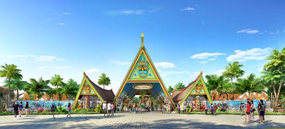 Tropicana Park - trải nghiệm kỳ thú vùng nhiệt đới - Ảnh 2.