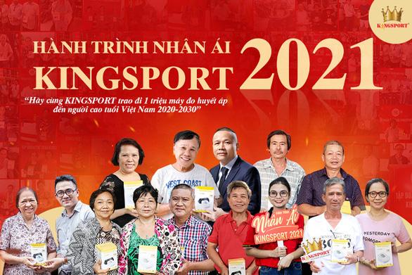 Khởi động hành trình nhân ái Kingsport 2021 - Ảnh 1.