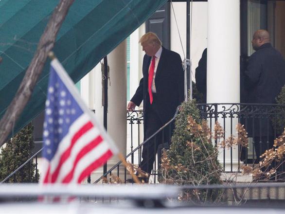 Nhà khách dành cho tân tổng thống Mỹ chờ nhậm chức có gì đặc biệt? - Ảnh 3.