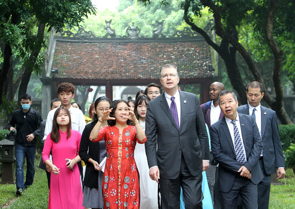 Đại sứ Kritenbrink: Mỹ - Việt có tầm nhìn, lợi ích tương đồng - Ảnh 3.