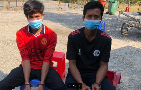 Khởi tố 2 người Campuchia đưa 4 cô gái Việt nhập cảnh trái phép giá 1.400 USD - Ảnh 1.