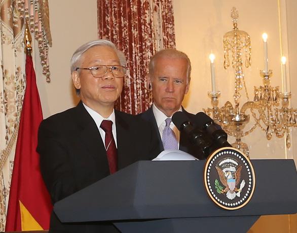 سفیر سابق ویتنام در ایالات متحده نگوین کووک کوئونگ: 4 دلیل خوش بینانه برای ویتنام - روابط ایالات متحده - عکس 1.
