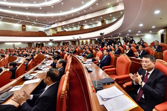 Ảnh lãnh đạo dự khai mạc Hội nghị Trung ương lần thứ 15 - Ảnh 10.