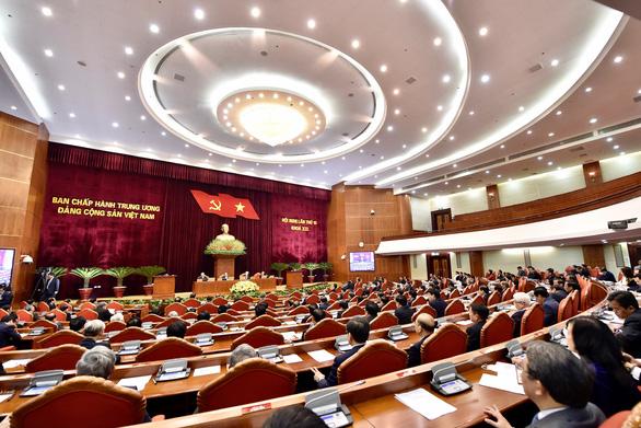 Khai mạc Hội nghị trung ương 15, chuẩn bị nhân sự lãnh đạo chủ chốt khóa mới - Ảnh 3.