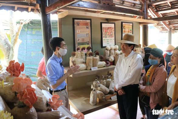Khu du lịch Một thoáng Việt Nam trở lại hoạt động với không gian khoa học - công nghệ - Ảnh 2.