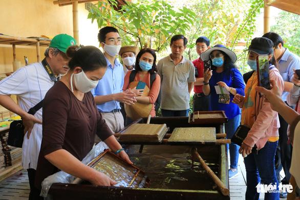 Khu du lịch Một thoáng Việt Nam trở lại hoạt động với không gian khoa học - công nghệ - Ảnh 5.