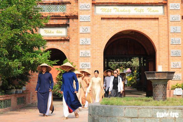 Khu du lịch Một thoáng Việt Nam trở lại hoạt động với không gian khoa học - công nghệ - Ảnh 6.