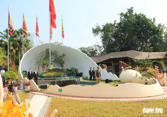 Khu du lịch Một thoáng Việt Nam trở lại hoạt động với không gian khoa học - công nghệ - Ảnh 7.