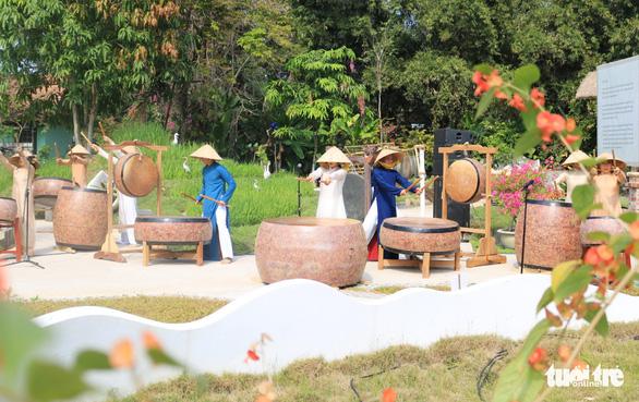 Khu du lịch Một thoáng Việt Nam trở lại hoạt động với không gian khoa học - công nghệ - Ảnh 8.