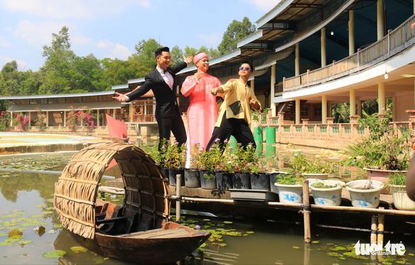 Khu du lịch Một thoáng Việt Nam trở lại hoạt động với không gian khoa học - công nghệ - Ảnh 10.