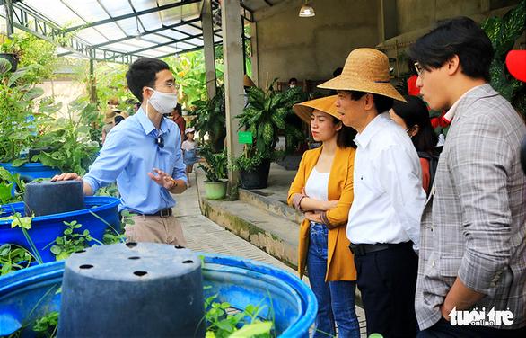Khu du lịch Một thoáng Việt Nam trở lại hoạt động với không gian khoa học - công nghệ - Ảnh 4.