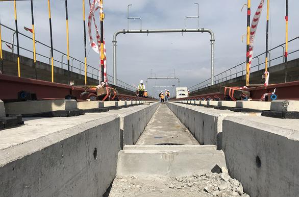 Phải đảm bảo an toàn cho metro số 1 sau hai sự cố gối cao su - Ảnh 2.