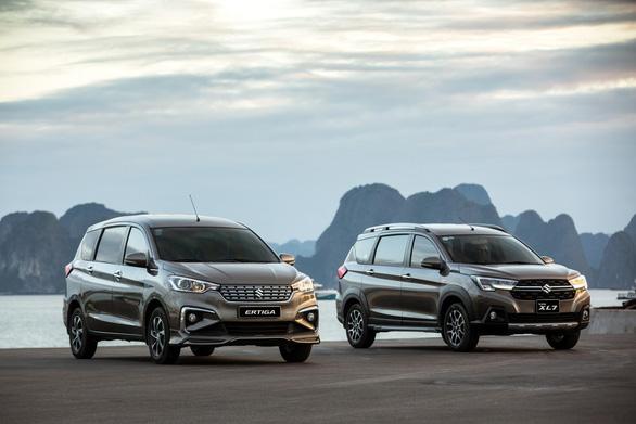 Chốt hạ 2020 với doanh số lập đỉnh, Suzuki phát lộc ưu đãi mừng năm mới - Ảnh 2.