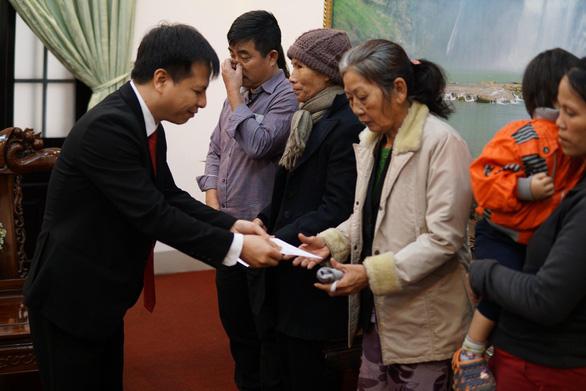 BEST Inc. mang Tết ấm cho người dân Miền Trung - Ảnh 1.