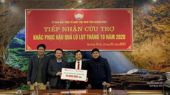 BEST Inc. mang Tết ấm cho người dân Miền Trung - Ảnh 2.