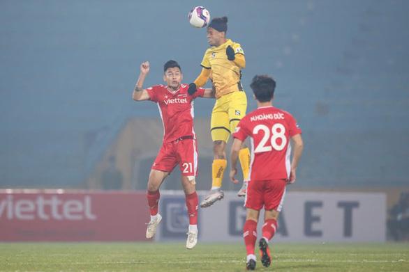 HLV Trương Việt Hoàng: CLB Viettel không có chỉ huy trong 2 trận thua liên tiếp - Ảnh 1.