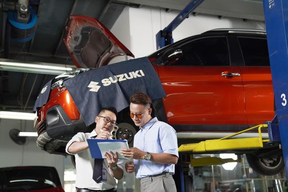 Chốt hạ 2020 với doanh số lập đỉnh, Suzuki phát lộc ưu đãi mừng năm mới - Ảnh 5.