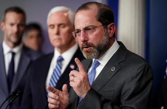 Bộ trưởng Y tế và dịch vụ nhân sinh Mỹ từ chức để phản đối vụ bạo loạn tại Điện Capitol - Ảnh 1.