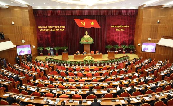 Khai mạc Hội nghị trung ương 15, chuẩn bị nhân sự lãnh đạo chủ chốt khóa mới - Ảnh 2.