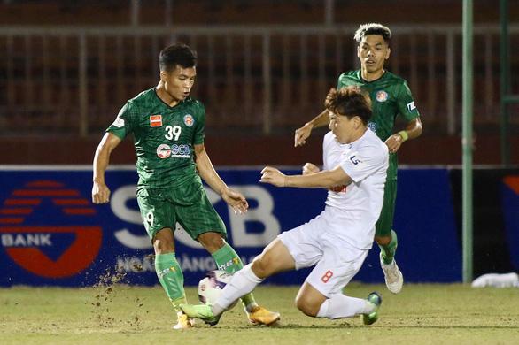 Sài Gòn thắng HAGL trong ngày Kiatisak ra mắt V-League 2021 - Ảnh 1.