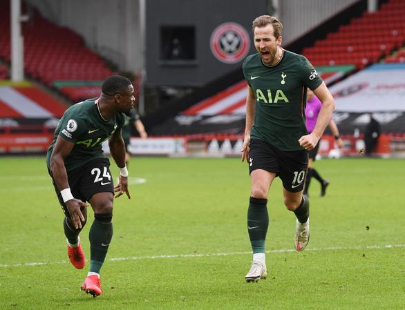Thắng thuyết phục Sheffield United, Tottenham vào top 4 - Ảnh 2.