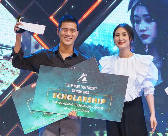 Lư Đồng thắng đậm, Dũng Mắt biếc đoạt giải tại Dự án Làm phim 48h - Ảnh 2.