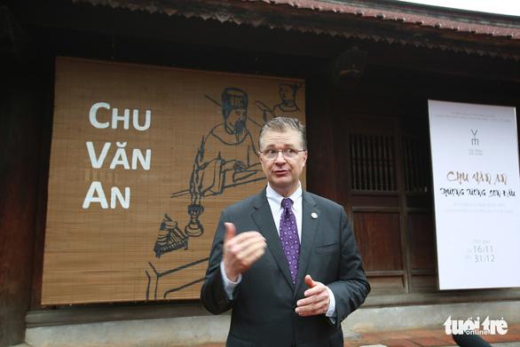 Đại sứ Kritenbrink: Mỹ - Việt có tầm nhìn, lợi ích tương đồng - Ảnh 4.