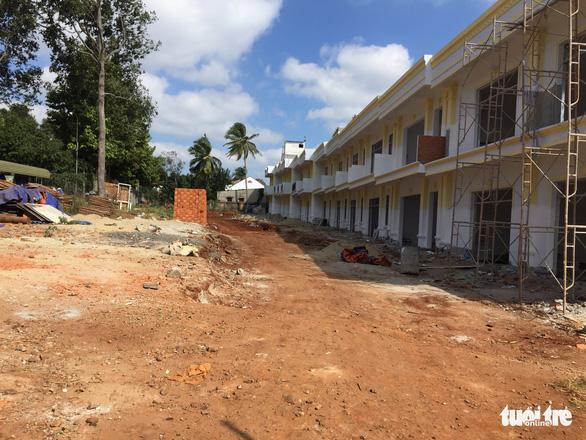 Đắk Lắk: Lại thêm dự án xây trái phép trước, chờ hợp thức hóa sau - Ảnh 2.