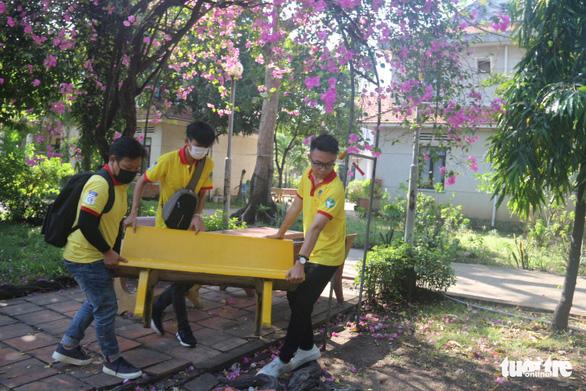 Xuân tình nguyện 2021: Lan tỏa nghĩa cử tốt đẹp của người trẻ - Ảnh 5.