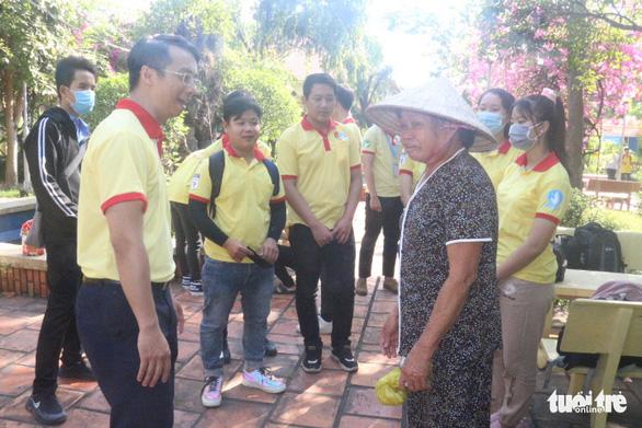 Xuân tình nguyện 2021: Lan tỏa nghĩa cử tốt đẹp của người trẻ - Ảnh 4.