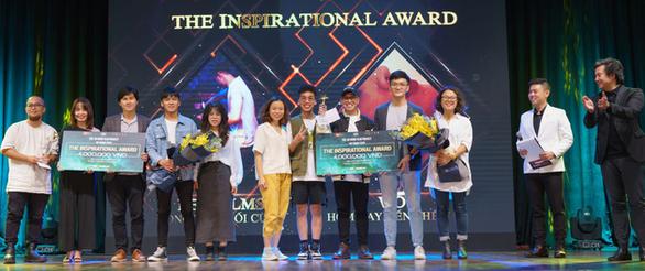 Lư Đồng thắng đậm, Dũng Mắt biếc đoạt giải tại Dự án Làm phim 48h - Ảnh 4.