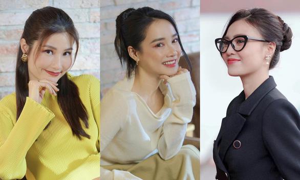 Nhã Phương, Lan Ngọc, Diễm My xinh đẹp trong phim về phụ nữ tuổi 30 - Ảnh 1.