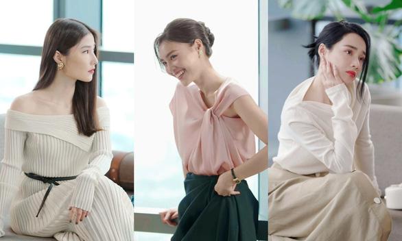 Nhã Phương, Lan Ngọc, Diễm My xinh đẹp trong phim về phụ nữ tuổi 30 - Ảnh 6.