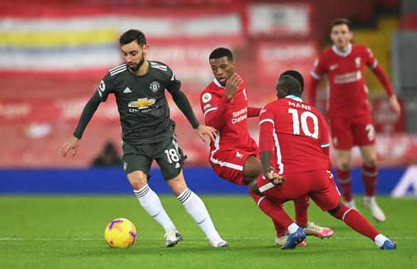 Liverpool và Man Utd bất phân thắng bại tại Anfield - Ảnh 1.