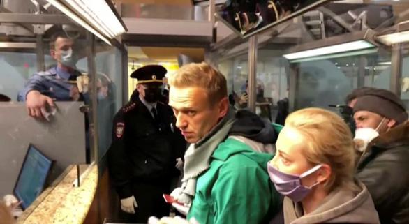اروپا ، آمریکا روسیه را به جرم دستگیری رهبر مخالفان ناوالنی محکوم می کند - عکس 1.
