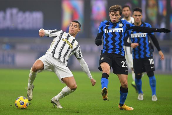 Ronaldo bị từ chối bàn thắng, Juve gục ngã trước Inter Milan - Ảnh 3.