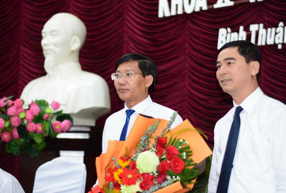 Ông Lê Tuấn Phong đắc cử chủ tịch UBND tỉnh Bình Thuận - Ảnh 1.